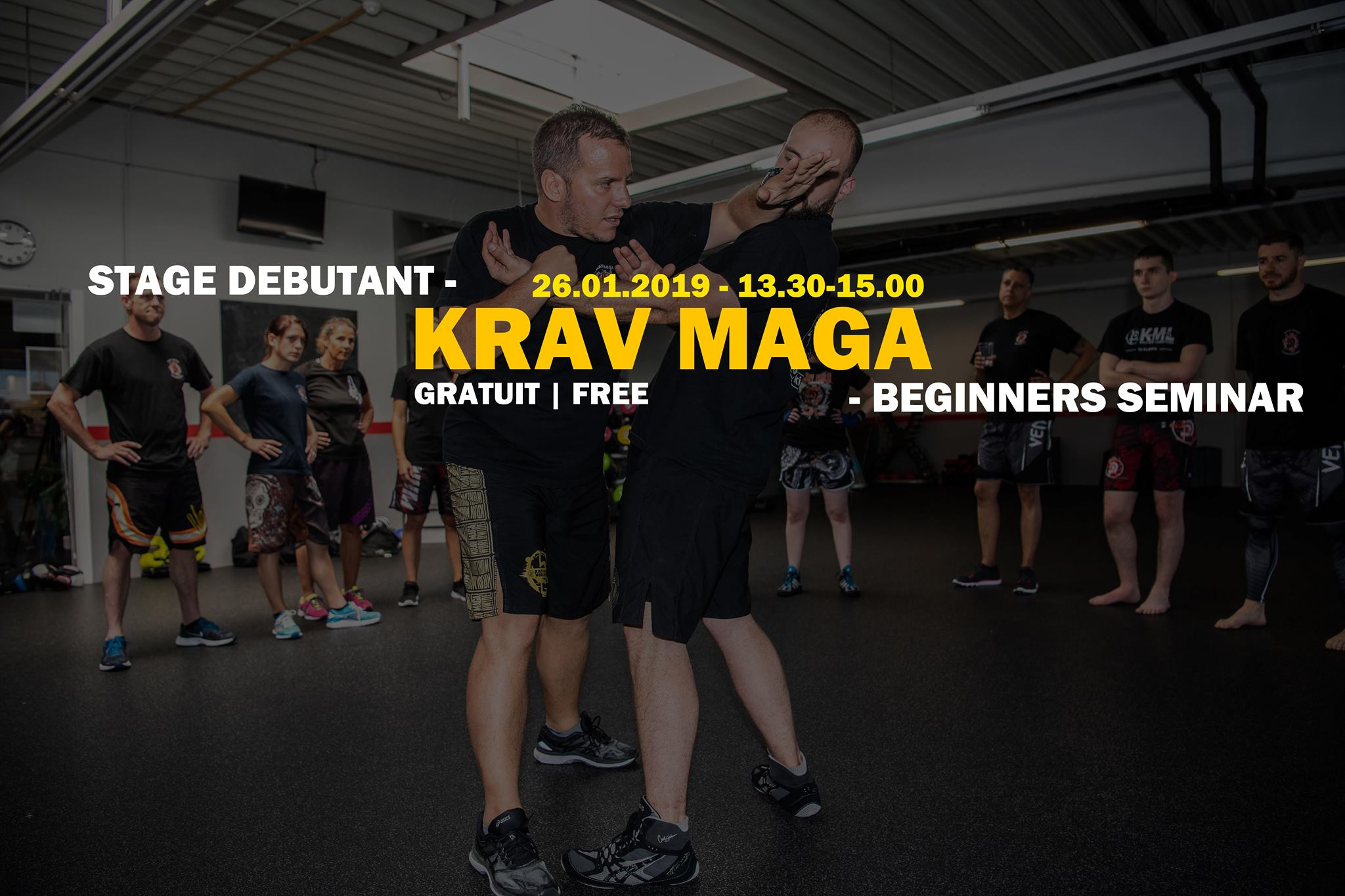 Krav Maga Center Luxembourg
